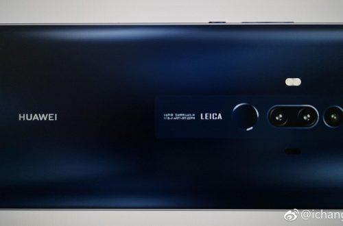 Тыльные панели смартфонов Huawei Mate 20 и Mate 20 Pro показаны на рендерах