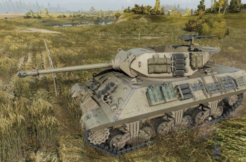 World of Tanks — гайд по Achilles