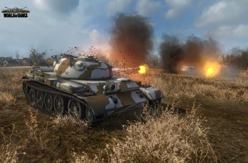 World of Tanks — гайд по 59-16