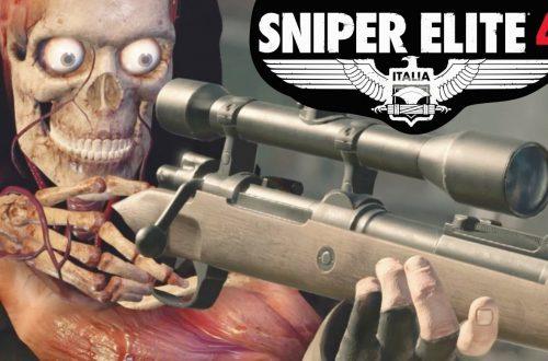 Трейнер (читы) для Sniper Elite 4