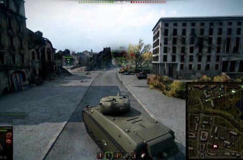 World of Tanks — гайд по T1 Heavy