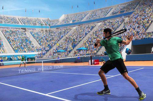 Достижения (ачивки, трофеи) Tennis World Tour
