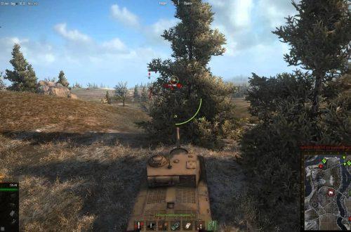World of Tanks — гайд по Т25 АТ