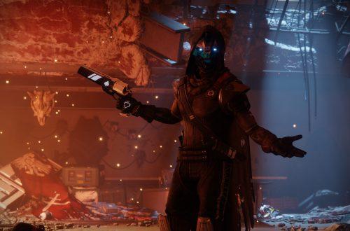 Destiny 2. Прохождение пролога
