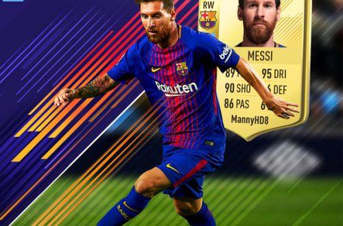 FIFA 18: игроки с лучшим ударом