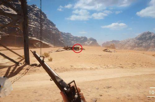 Battlefield 1: Боевые уставы — глава «Ничто не предначертано» (достижение «Хватит на библиотеку»)