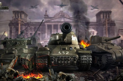World of Tanks — гайд по ИС