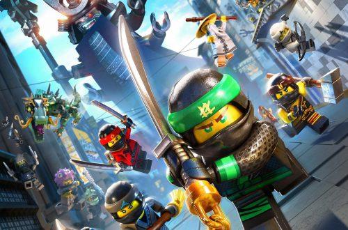 Достижения (ачивки, трофеи) The LEGO Ninjago Movie Video Game