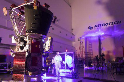 Путешествие к Солнцу: почему солнечный зонд «Паркер» не расплавится?