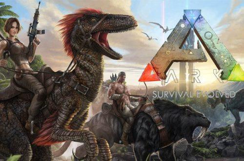 Трейнер (читы) для ARK: Survival Evolved
