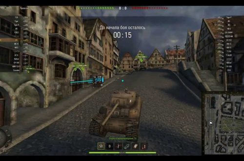 World of Tanks — гайд по М6