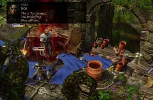 Прохождение SpellForce 3 — Неизвестный остров (Блудный сын часть 2)