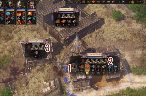 SpellForce 3: гайд по прокачке и управлению базой