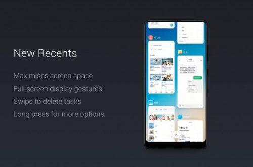 Вышла первая стабильная версия MIUI 10 для смартфона Xiaomi Mi 6