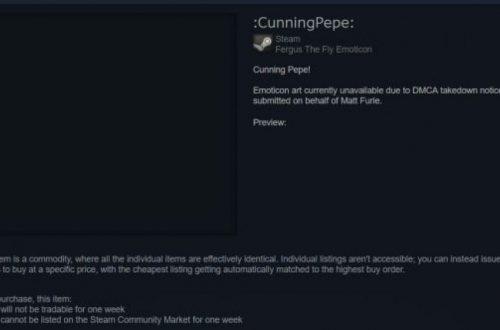 Смайлики с лягушонком Пепе удалили из Steam