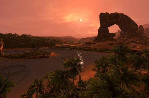 В масштабном обновлении Total War: Arena появились новые способности и карта «Оазис»