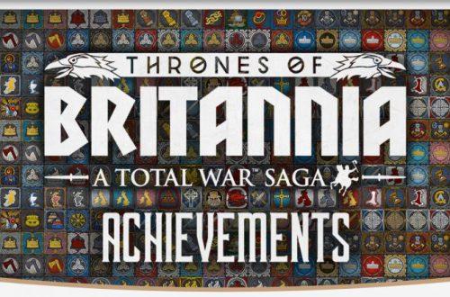 Total War Saga: Thrones of Britannia можно будет предзагрузить за несколько дней до релиза