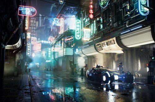 Сцену из фильма «Бегущий по лезвию» воссоздали на Unreal Engine 4 (видео)