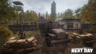 В Steam вышла Next Day: Survival — MMORPG с элементами выживания в постсоветском сеттинге
