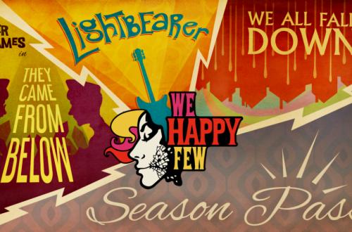 Для экшена We Happy Few анонсированы три сюжетных дополнения и «режим песочницы»