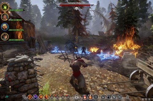 В Dragon Age: Inquisition улучшили управление и камеру