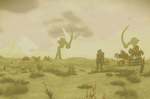 Моддер добавил в No Man's Sky гигантских динозавров