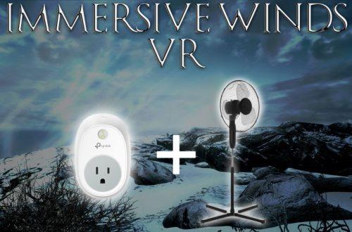 Мод для Skyrim VR заставит вас замерзнуть от скандинавского холода, но вам нужен вентилятор