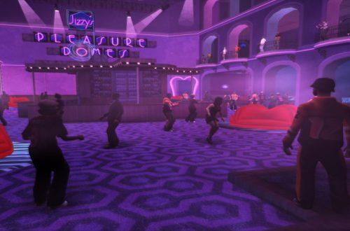 Русский моддер перенёс в GTA: San Andreas ночные клубы из GTA Online