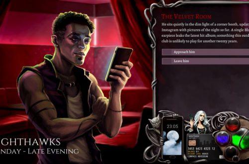 Анонсирована новая RPG про вампиров в духе Vampire: The Masquerade — видео