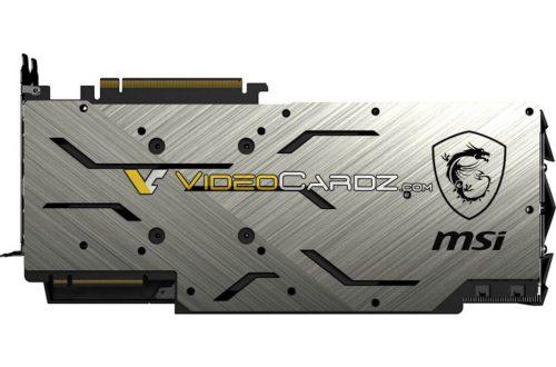 В сеть слили фото геймерской видеокарты GeForce RTX 2080Ti от MSI