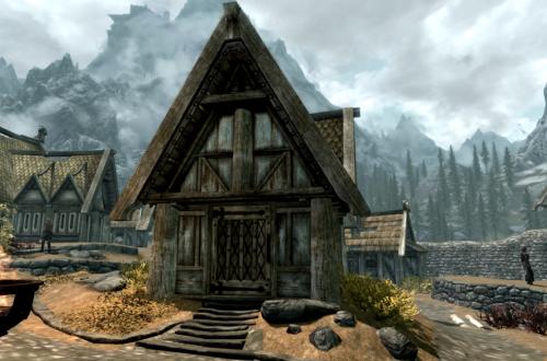 Узнайте, сколько будут стоить дома из Witcher 3, TES 5: Skyrim и других игр в реальной жизни