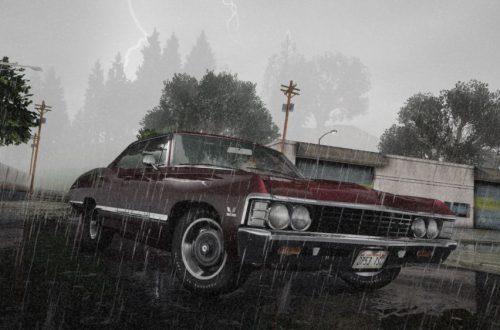 Моддеры подняли графику GTA: San Andreas до невероятных пределов. Мод уже можно скачать