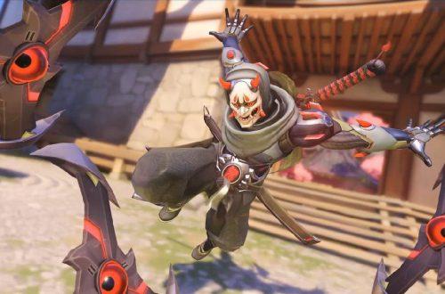 Overwatch: как получить «Они» — новый эксклюзивный облик Гэндзи