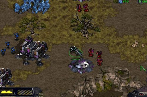 Прохождение Starcraft: Remastered — кампания терранов (Миссии 1-2)