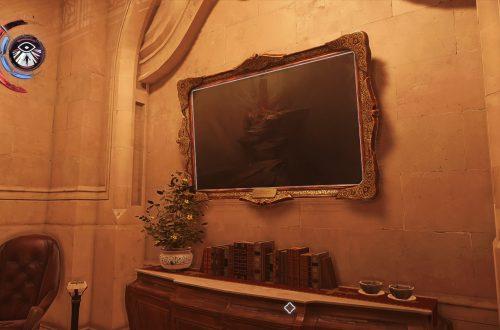 Dishonored: Death of the Outsider. Гайд по нахождению картин