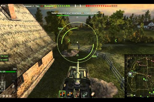 World of Tanks: гайд по СУ-8