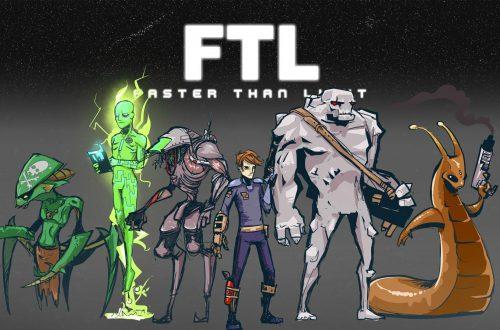 Трейнер (читы) для FTL: Faster Than Light
