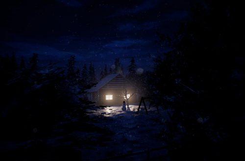 Прохождение Frosty Nights