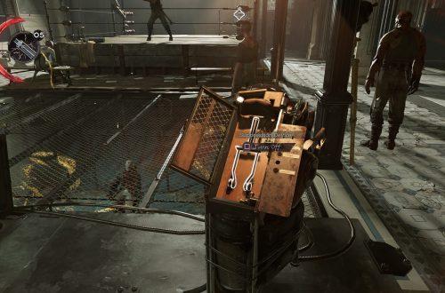 Dishonored: Death of the Outsider. Прохождение миссии 1 (Последний бой) на низком уровне хаоса