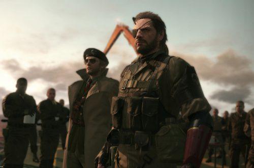 Чит-коды Metal Gear Solid 5: The Phantom Pain (PC)
