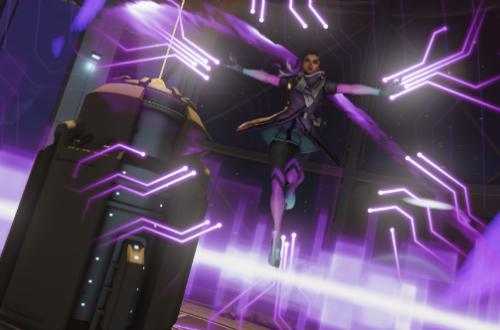 Overwatch: Сомбра — легкие мишени