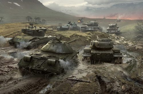 World of Tanks: гайд по ИС-3