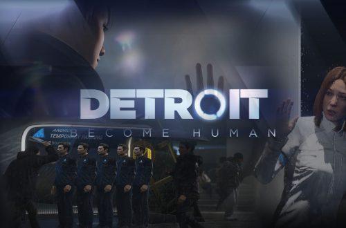 Советы по прохождению Detroit: Become Human