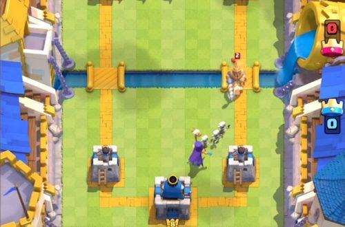 Clash Royale: принц