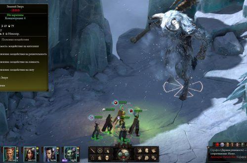 Прохождение Pillars of Eternity 2: Deadfire – Beast of Winter