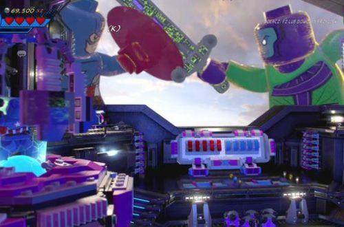 Прохождение LEGO Marvel Super Heroes 2 — Уровень 20: Вне времени