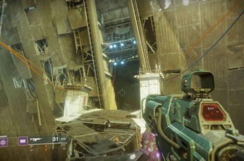 Destiny 2. Прохождение сюжетной кампании: Титан