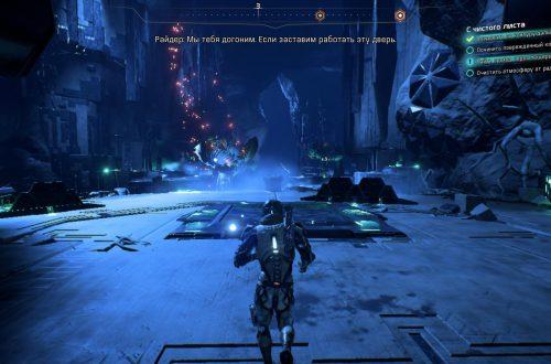 Прохождение Mass Effect Andromeda: «С чистого листа»