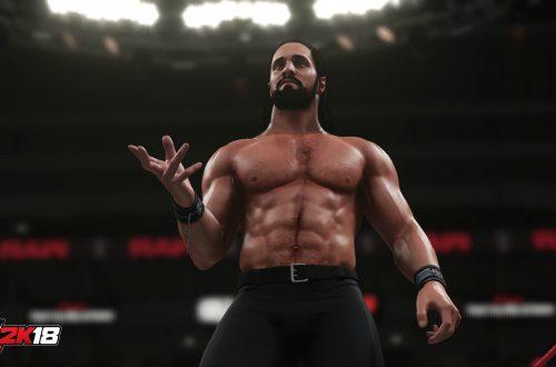 Трейнер (читы) для WWE 2K18