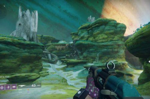 Destiny 2. Прохождение сюжетной кампании: Несс и Ио